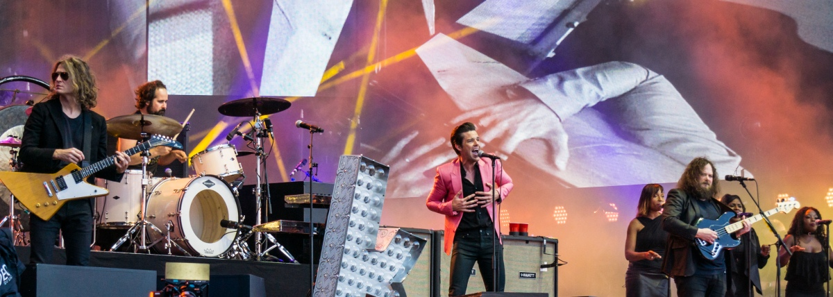 Ranking the albums of The Killers