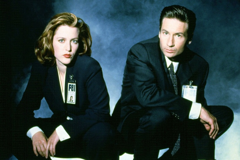 The X Files Main