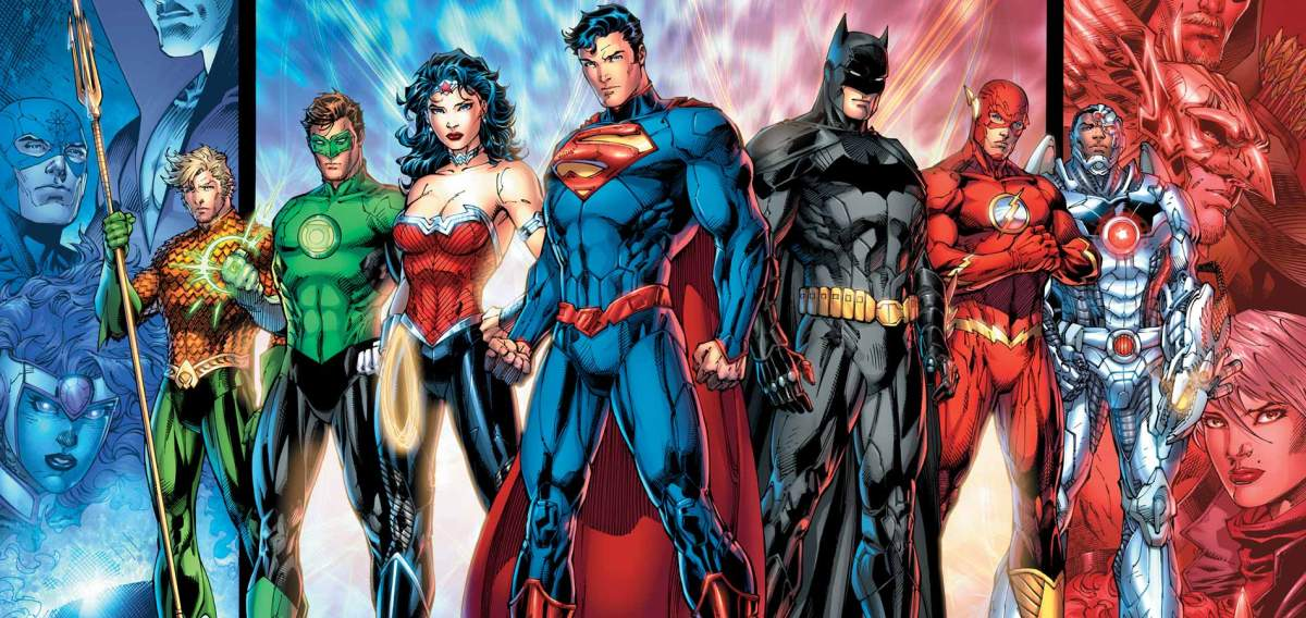 Justice League: a comic-book history