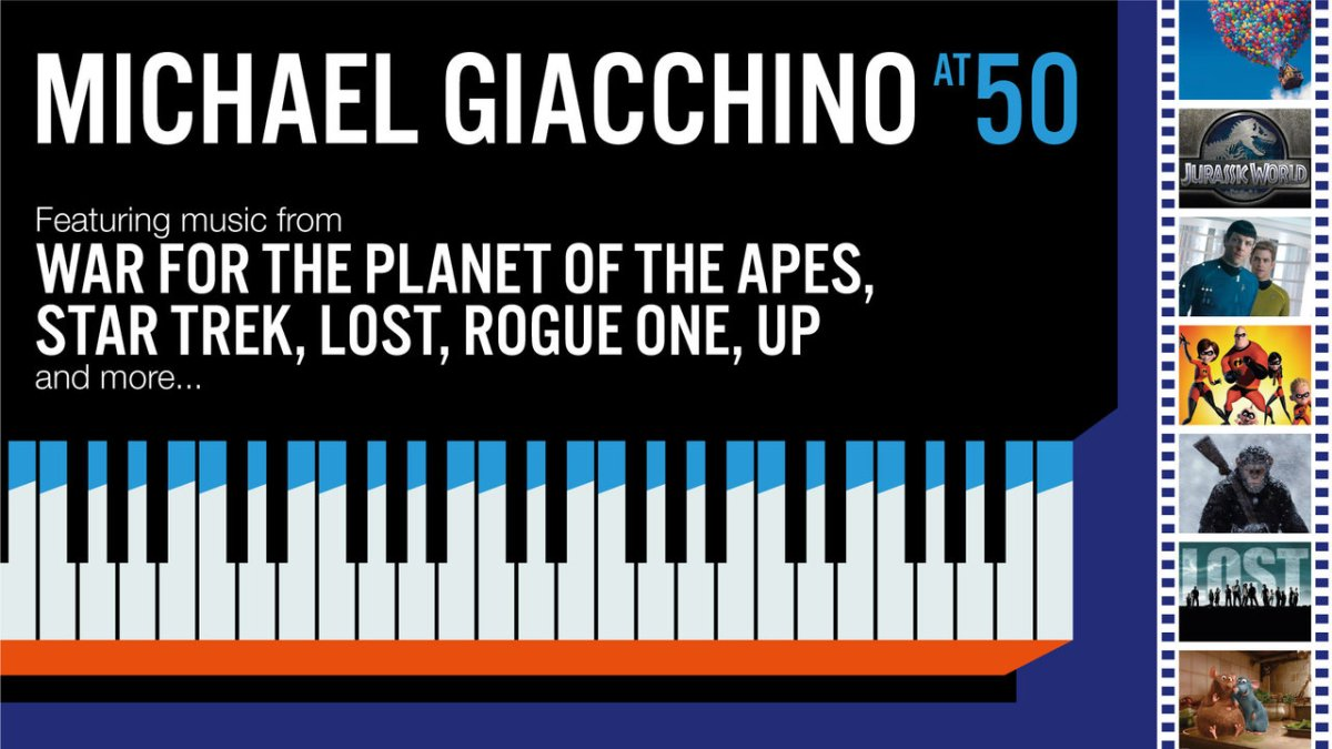 Michael Giacchino at 50 @ the Royal Albert Hall - Event Review