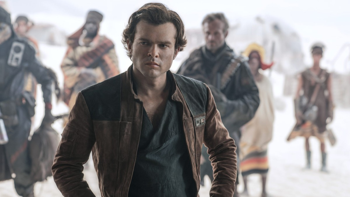 Solo: A Star Wars Story - Film Review